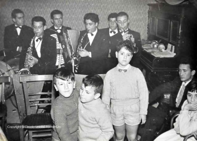 Feste al Circolo dal 1956 al 1958